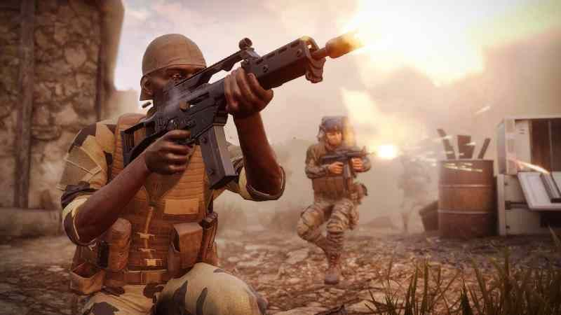 Insurgency: Sandstorm Rated PS5 Xbox Series X