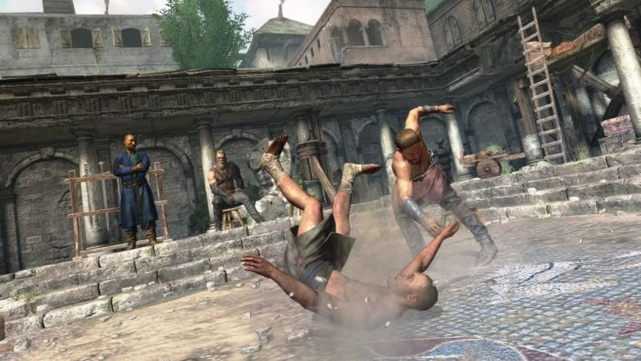 King Arthur Game By The Dragon Age Dev Canceled By Ubisoft Gamer Tweak