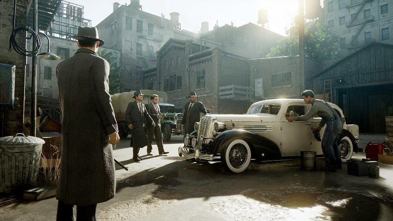 Mafia: Definitive Edition Gameplay Video