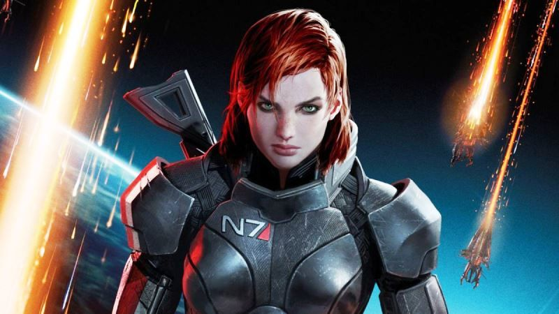 Mass Effect Trilogy Release in March 2021