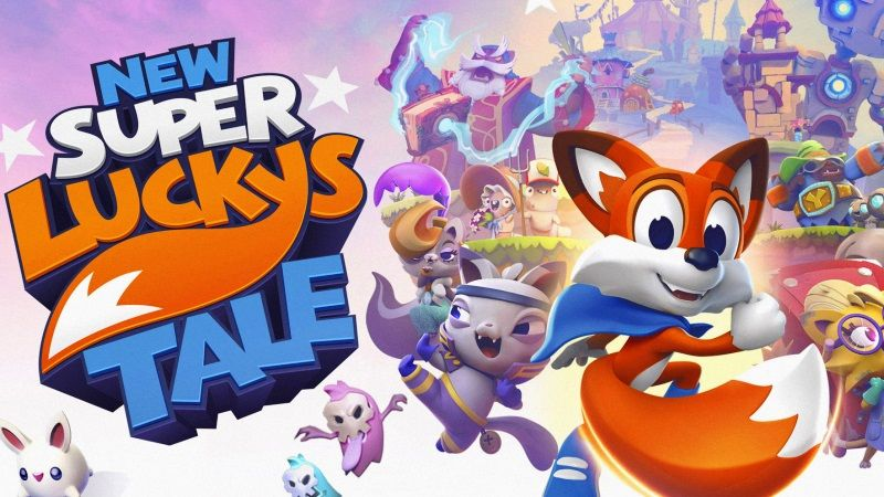 New Super Lucky's Tale Release