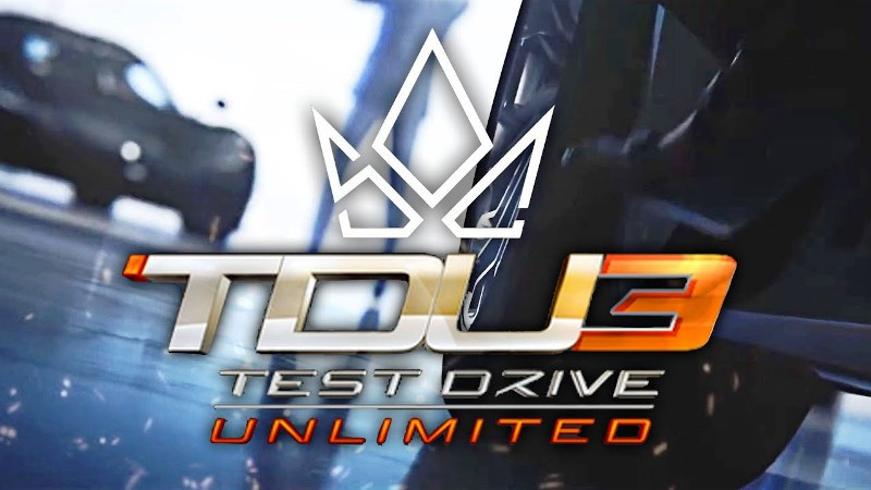 New Test Drive Game Reveal
