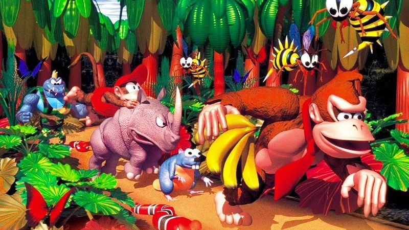 Nintendo Switch Online Collection Will Add Donkey Kong Country