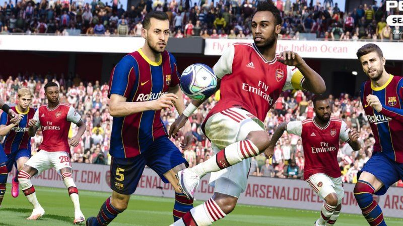 PES Could Release on Nintendo Switch