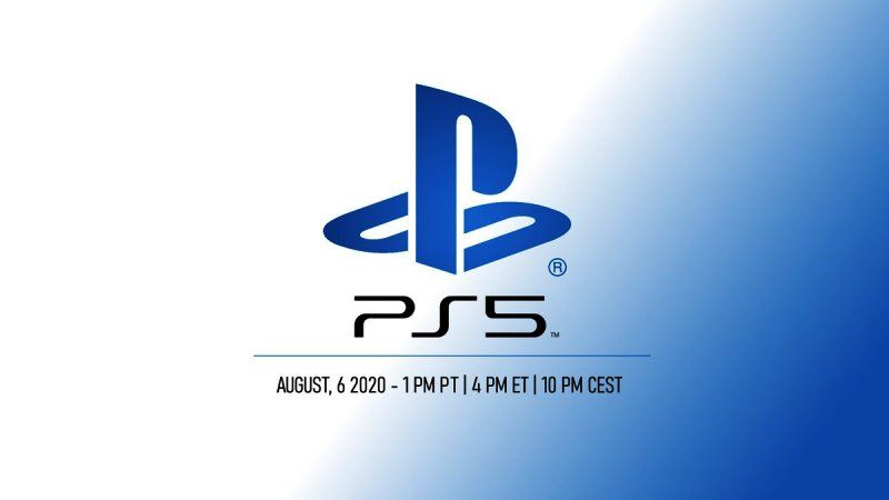 PS5 Next State of Play Event August 6th