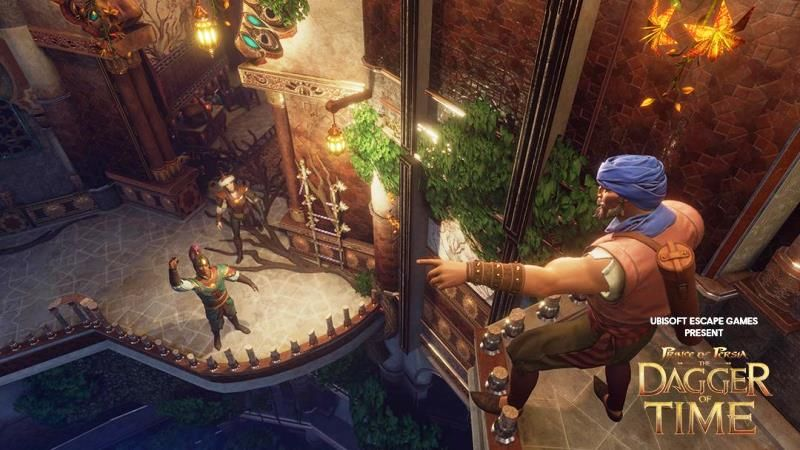 Prince of Persia: The Dagger of Time Announced By Ubisoft