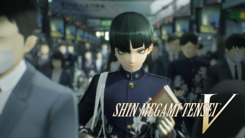 Shin Megami Tensei 5 Release 2021