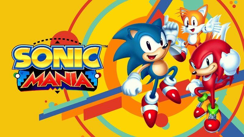 Sonic Mania EA's Origin Access Premiere