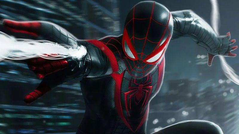 Spider-Man Miles Morales Original Remaster of PS4 Title