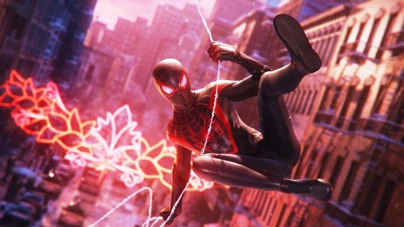 Spider-Man: Miles Morales Runs At 4k at 60FPS on PS5