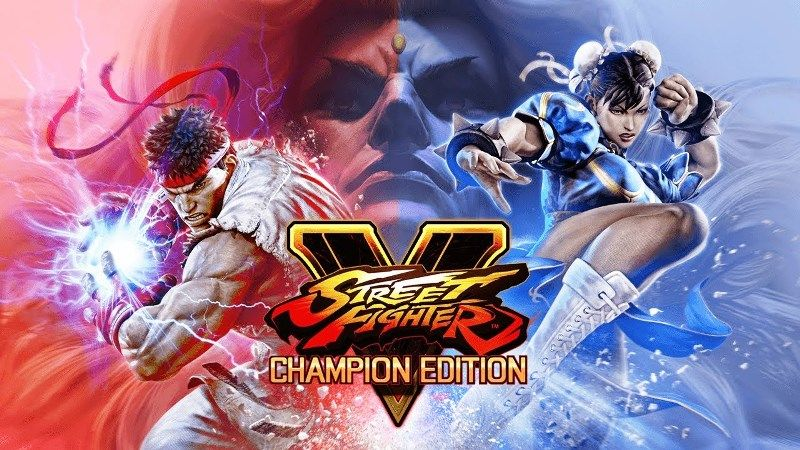Street Fighter 5: Champion Edition Livestream August 5