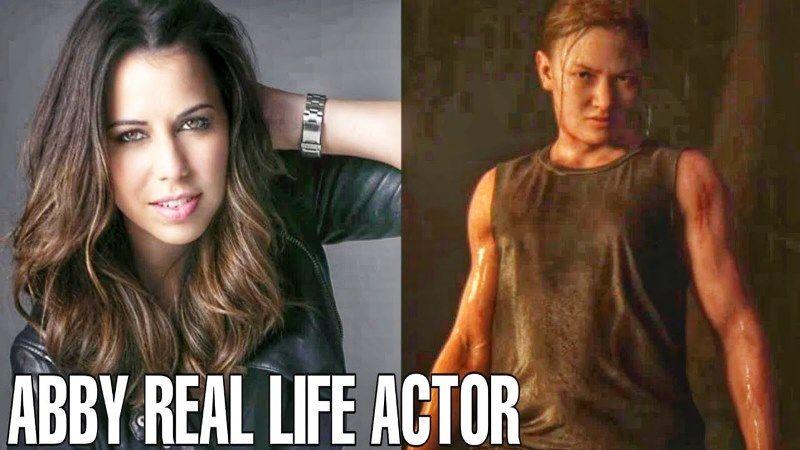 The Last of Us 2 Actor Laura Bailey Aka Abby