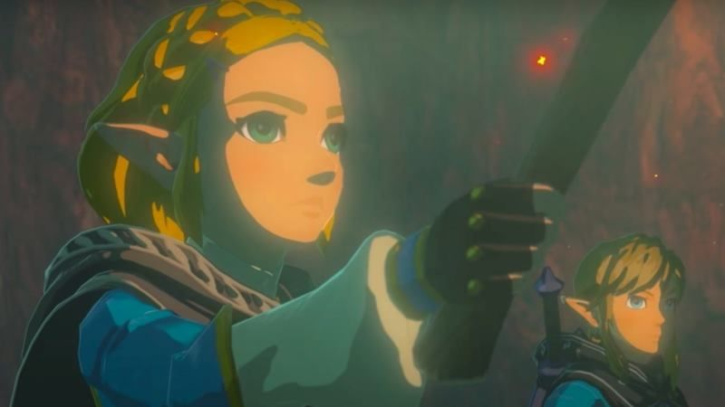 The Legend of Zelda: Breath Of The Wild 2 Voice