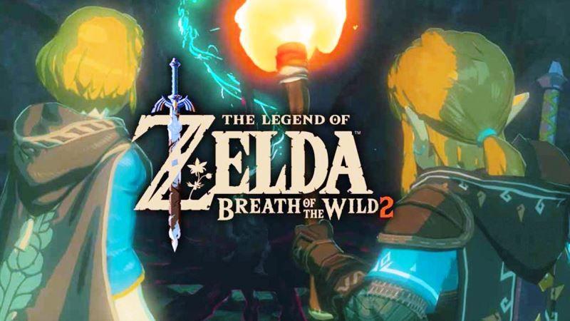 The Legend of Zelda: Breath of the Wild 2 Nintendo Direct