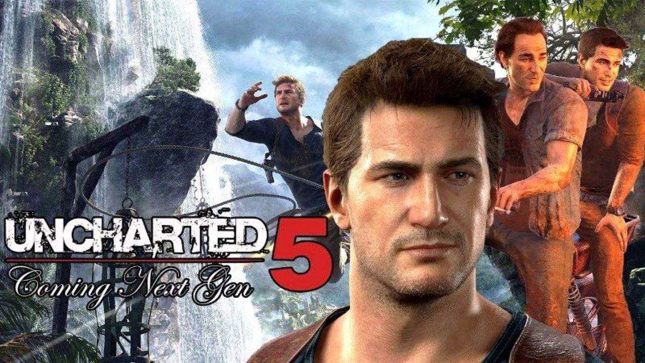 Uncharted For Ps5 Is A New Game In Development In The New Sony