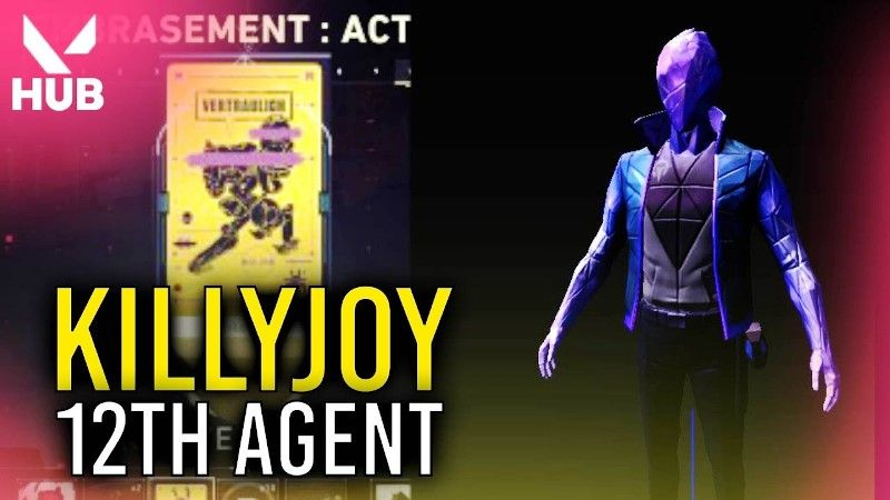 Valorant Agent Killjoy