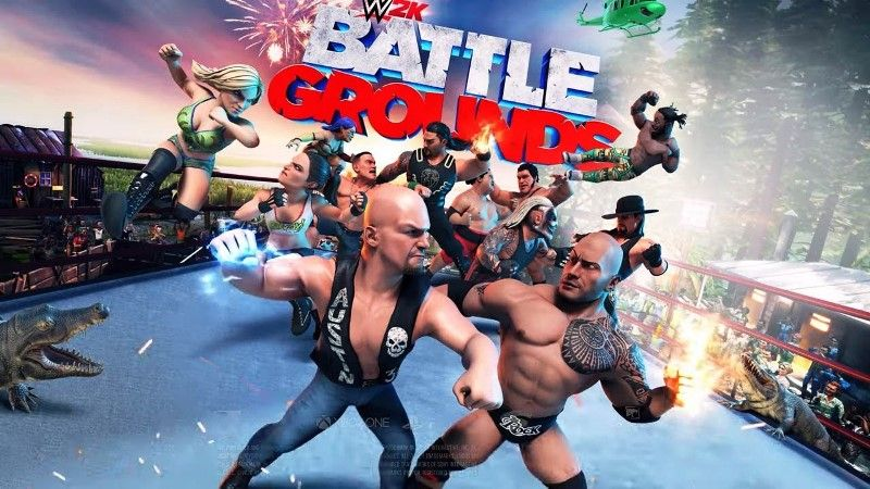WWE 2K Battlegrounds Release Date