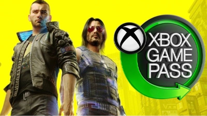 Xbox Game Pass Could Get Cyberpunk 2077 After Launch
