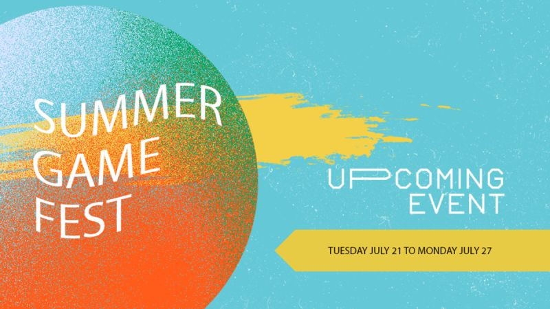 Xbox Summer Games Fest Event