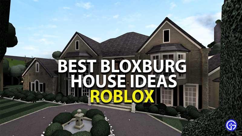 Bloxburg Luxury House Ideas