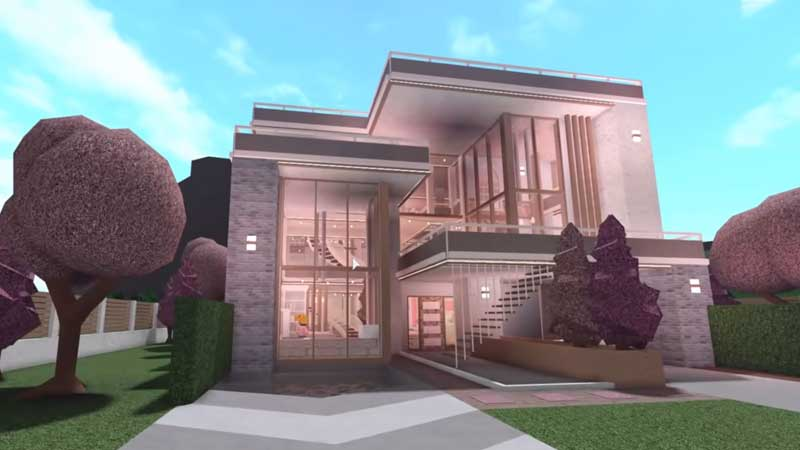Bloxburg Luxury House Ideas
