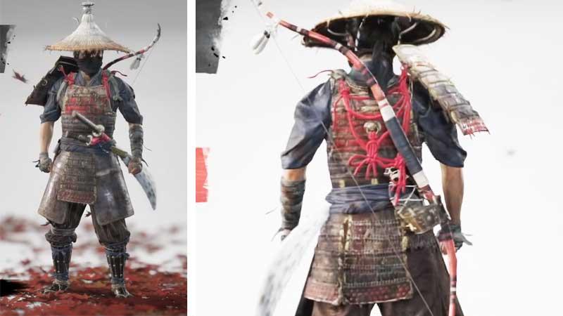 Ghost of Tsushima Broken Armor