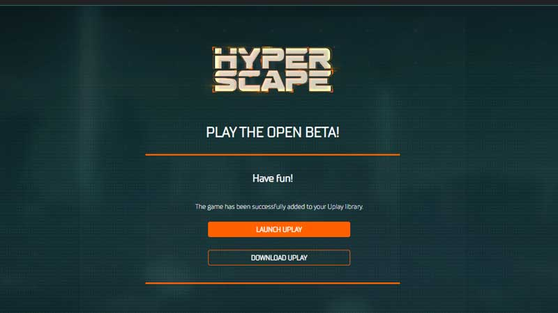 Download Hyper Scape for PC