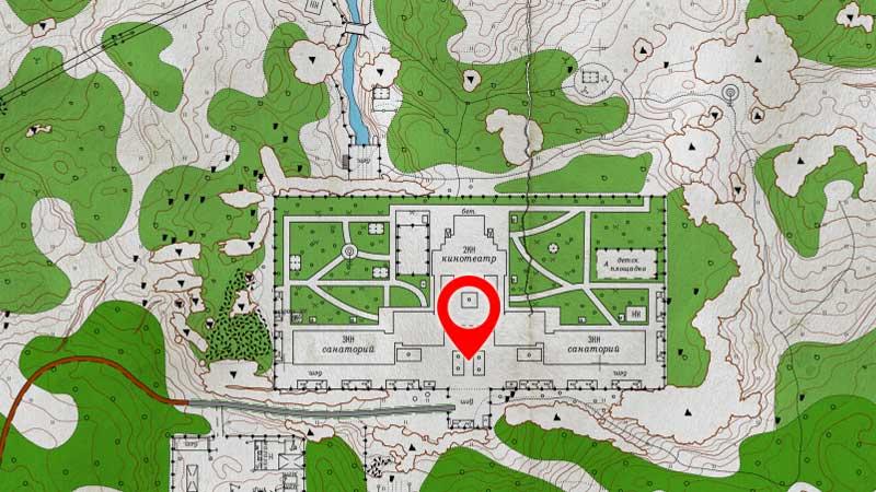 Escape from Tarkov Hotel Restore Location