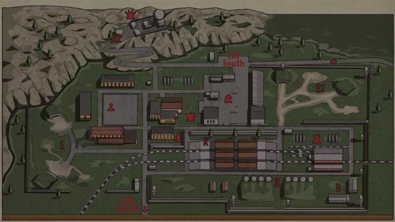 Escape from Tarkov Reserver Map