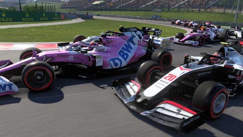 F1 2020 Acclaim Guide