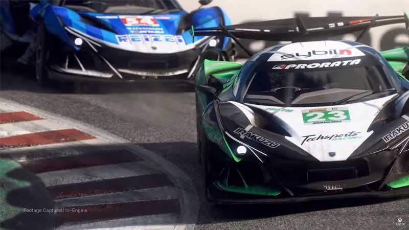 forza motorsport trailer reveal