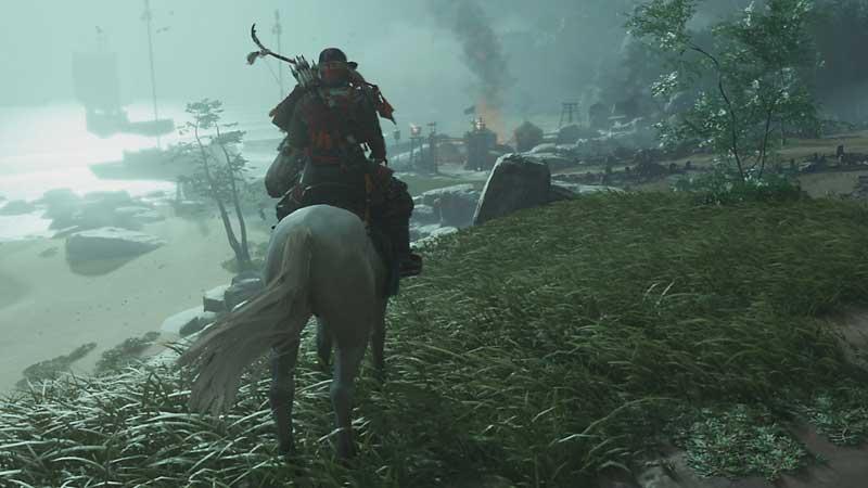 Ghost of Tsushima Best Horse