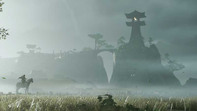 Ghost of Tsushima Forge