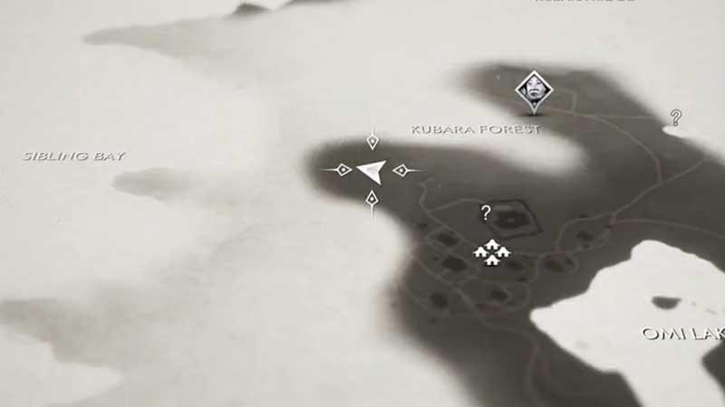 Ghost of Tsushima Haiku Location 2