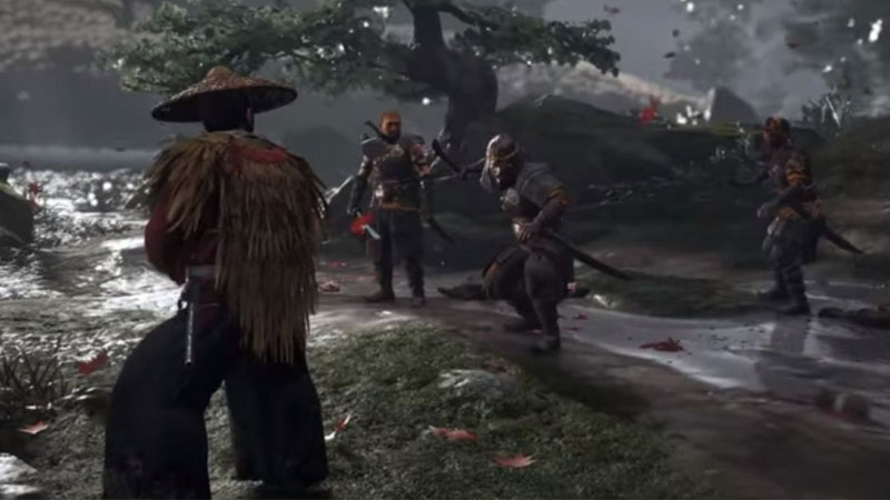 ghost of tsushima how to change difficulty