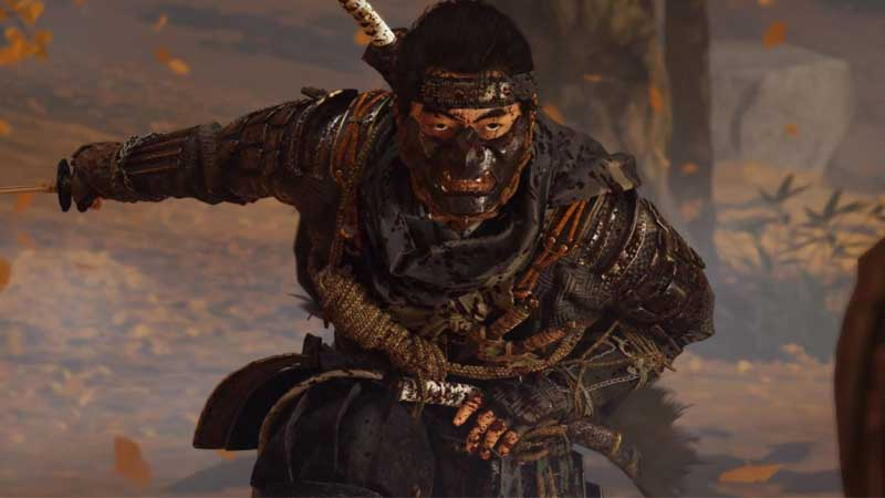 ghost of tsushima patch 105