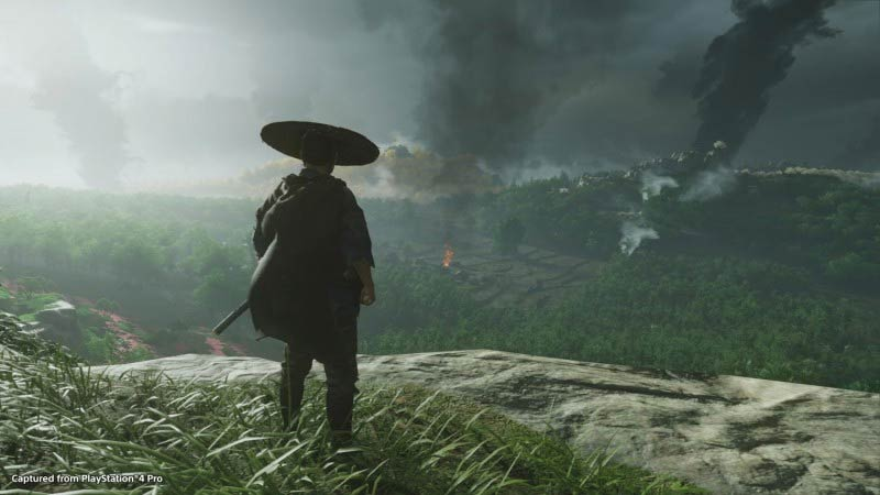 ghost of tsushima where to find supplies