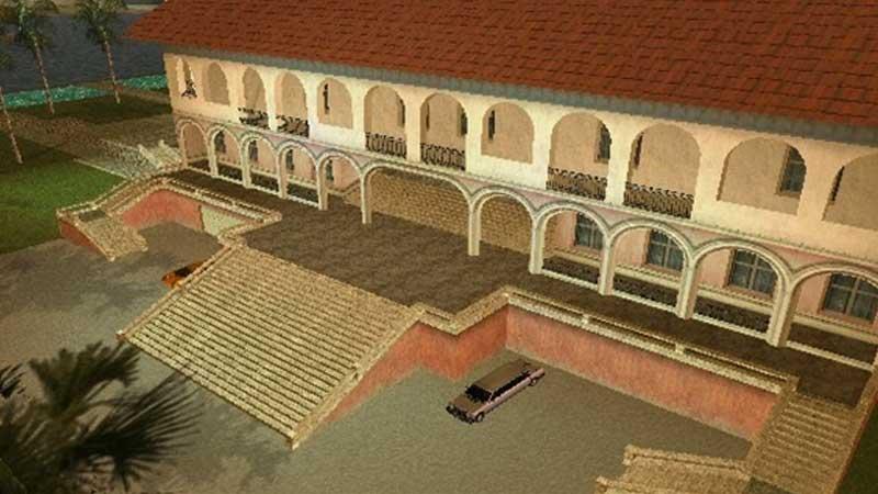 GTA 6 Mansion
