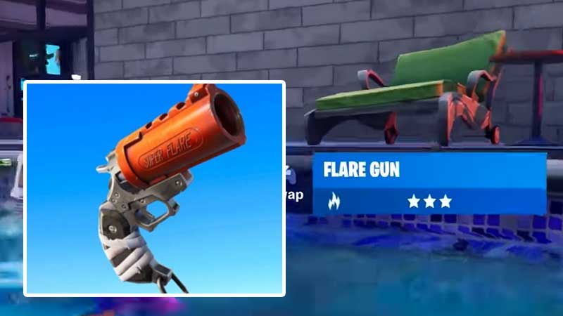 how-to-get-flare-gun-fortnite
