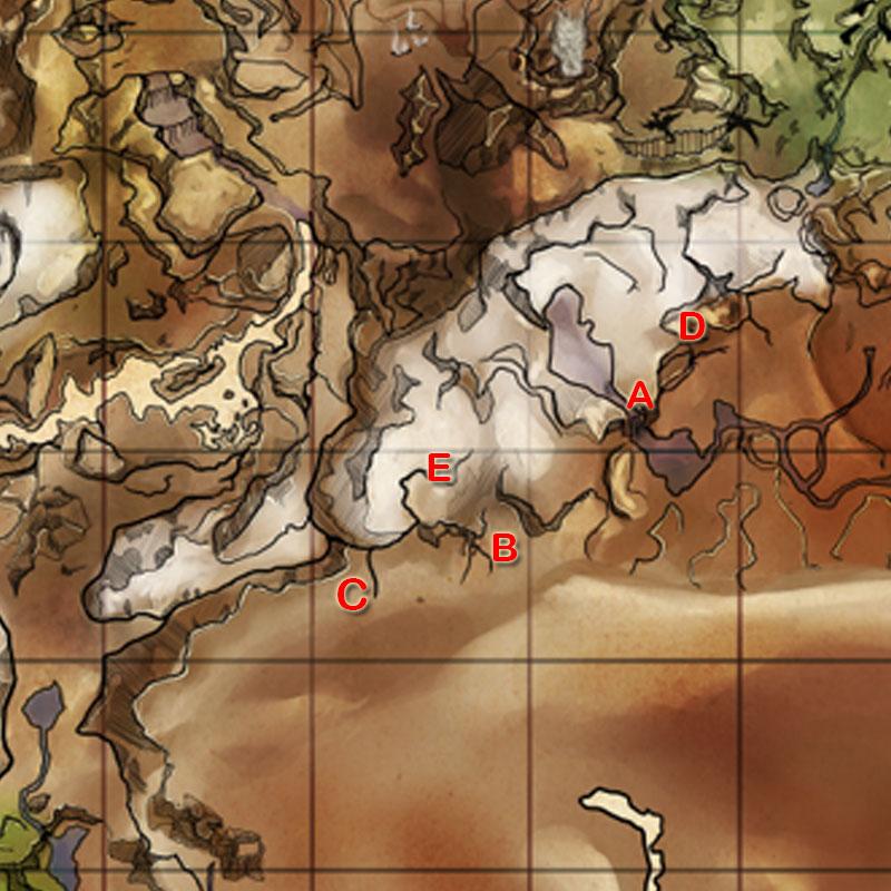 ARK Survival Evolved Ice Wyvern Egg Locations