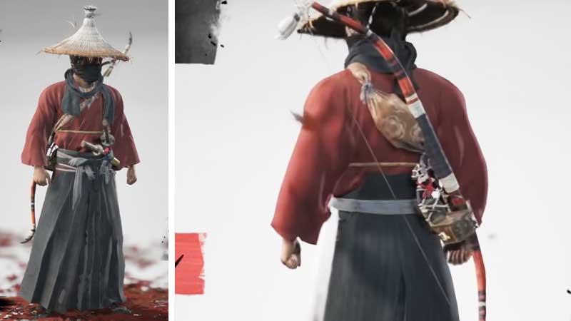 Ghost of Tsushima Kensei Armor