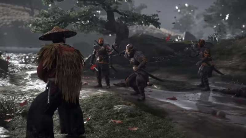 How to use Kunai in Ghost of Tsushima