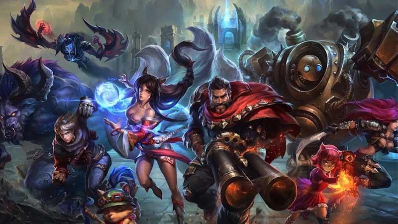league of legends download size