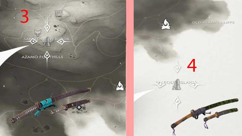 Ghost of Tsushima Pillar of Honor Location 2