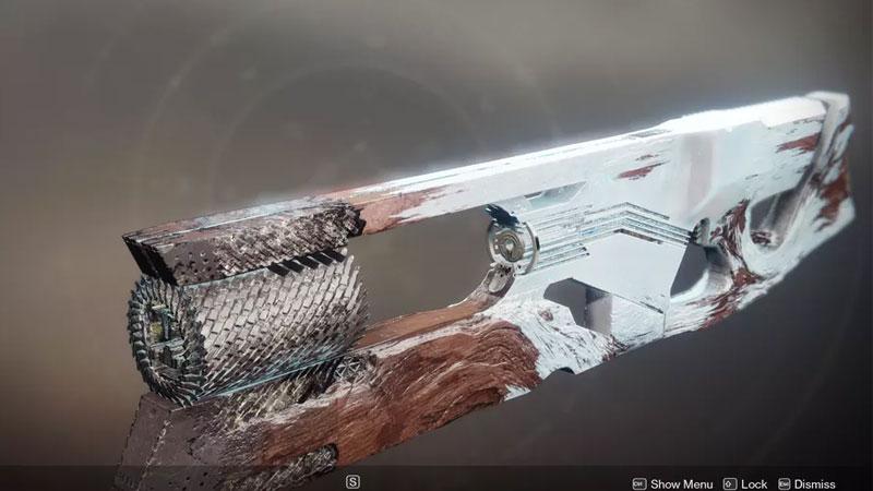 ruinous effigy exotic rifle destiny 2