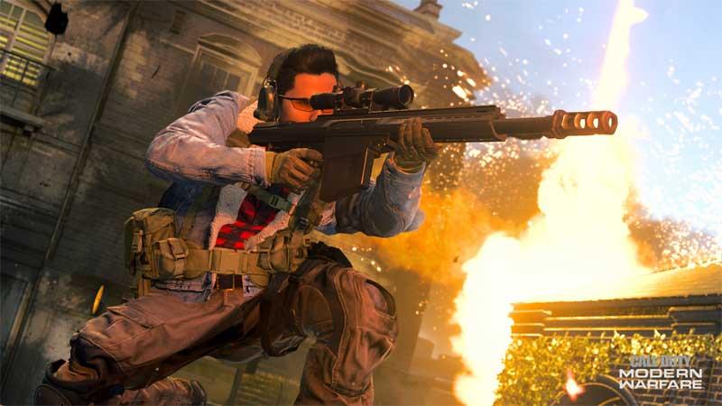 rytek amr sniper rifle cod warzone