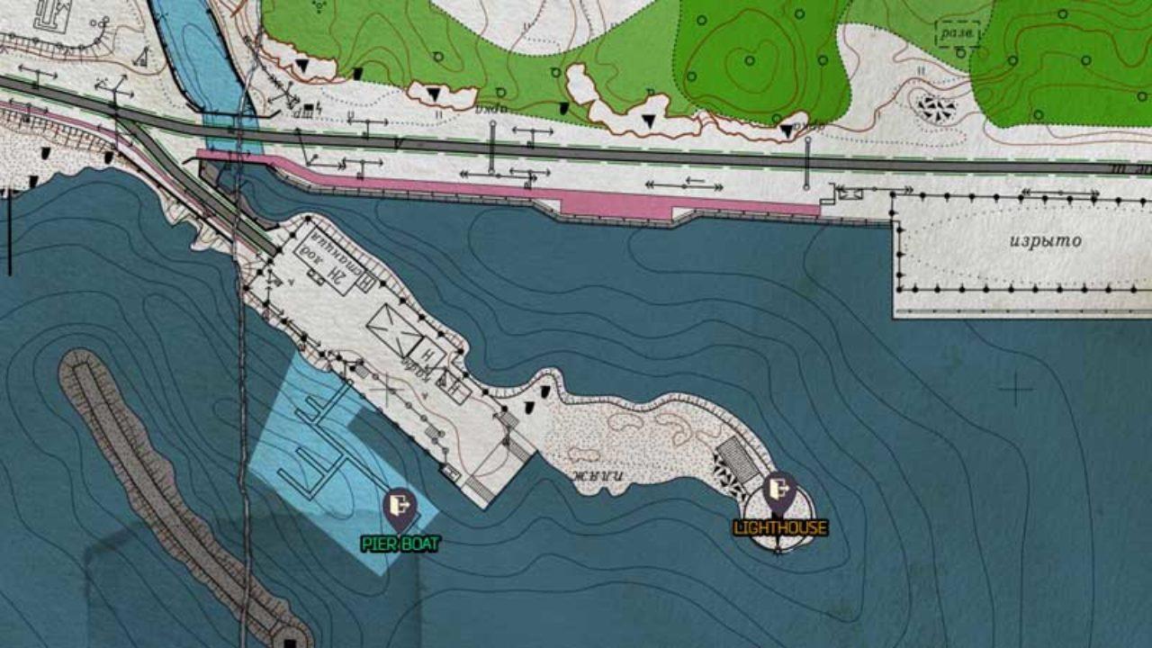 Escape From Tarkov Shoreline Map Full Escape Guide Key Locations