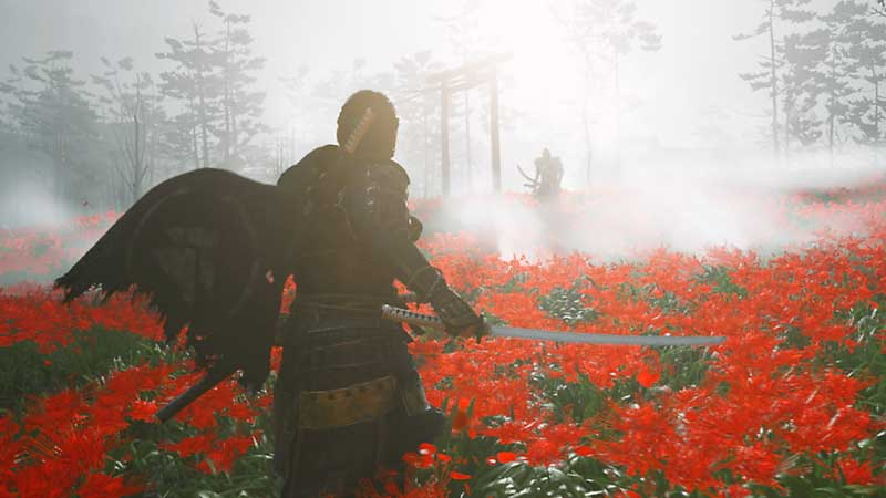 Ghost of Tsushima Stances Guide