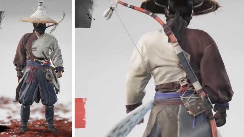 Ghost of Tsushima Tadayori's Armor