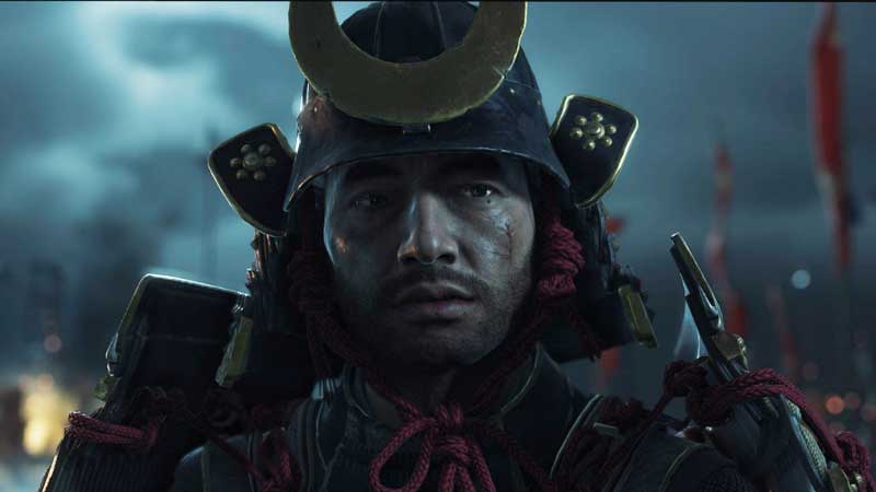 Total Playable Hours Ghost of Tsushima